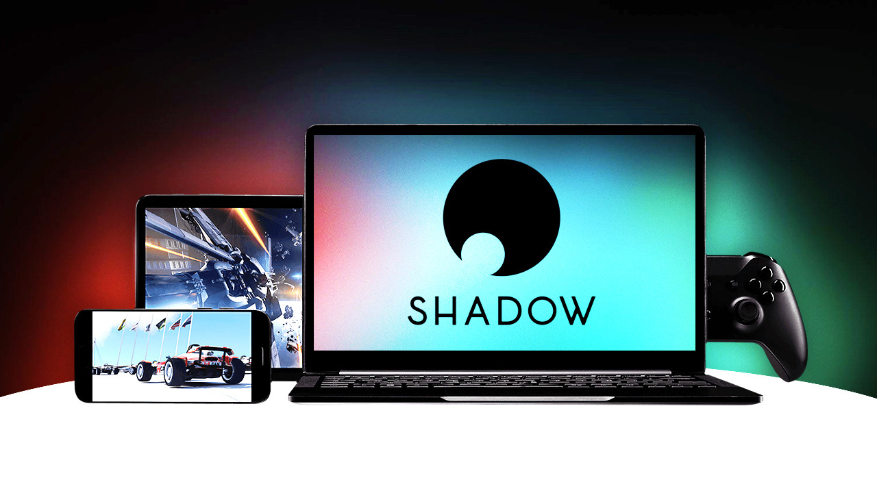 Shadow gives users access to a full Windows 10 machine stored in a data center.