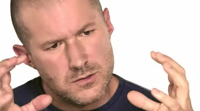 Jony Ive, ex-Chief Design Officer at Apple