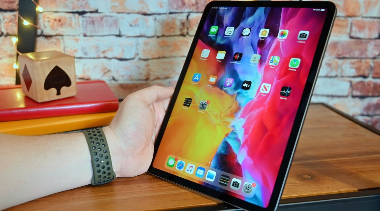 12.9-inch iPad Pro with mini LED display expected to arrive in late 2020 |  AppleInsider