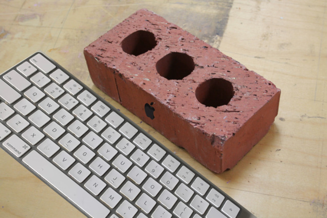 It will always be possible to brick your Mac, though rumors are that the brick's bezels may get smaller