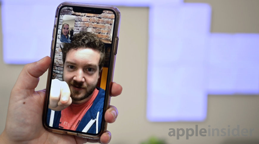 FaceTime Eye Contact Correction Feature to Launch With iOS 14