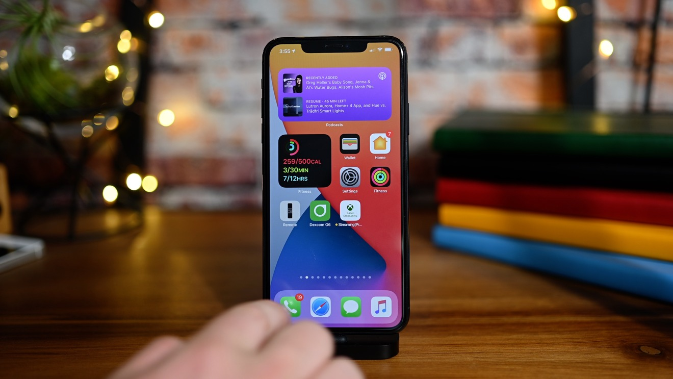 In Depth With Widgets App Library More On The Ios 14 Home Screen Appleinsider