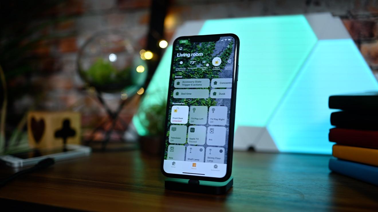 iOS 14 Home app