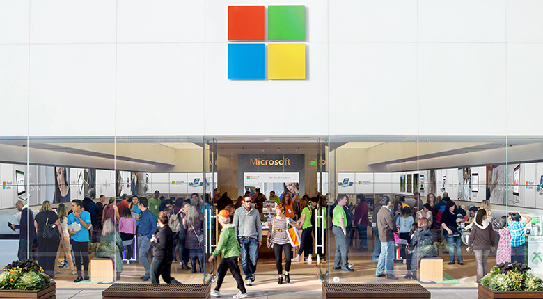 Microsoft is closing all of its retail stores, permanently