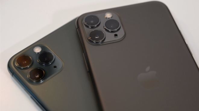 Cameras on 'iPhone 12' may allow for 240fps 4K video