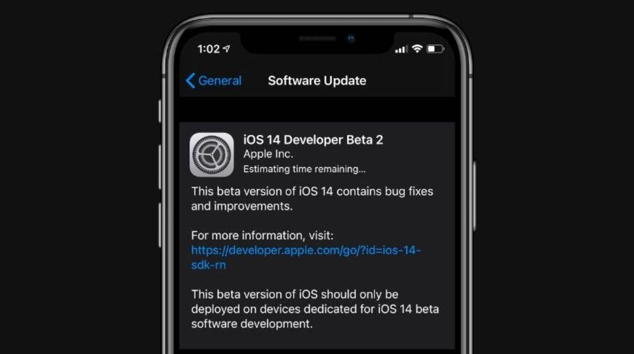photo of Apple releases second developer betas for iOS 14, iPadOS 14, watchOS 7, tvOS 14, macOS Big Sur image