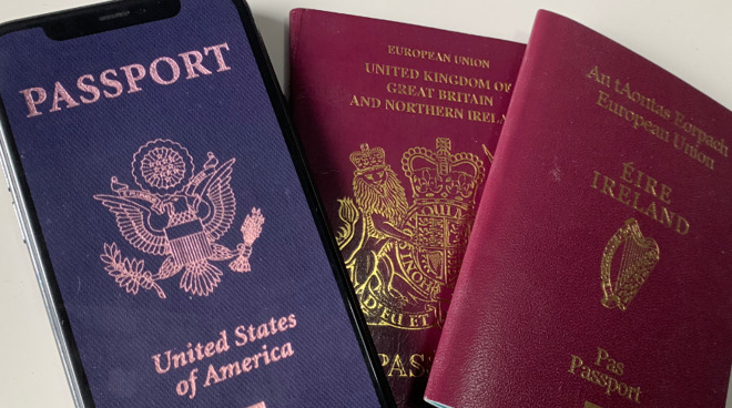 Printed passports may become a thing of the past