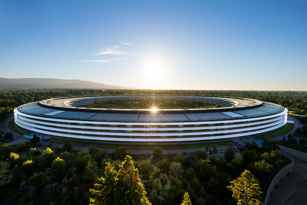 Next year in Apple Park?