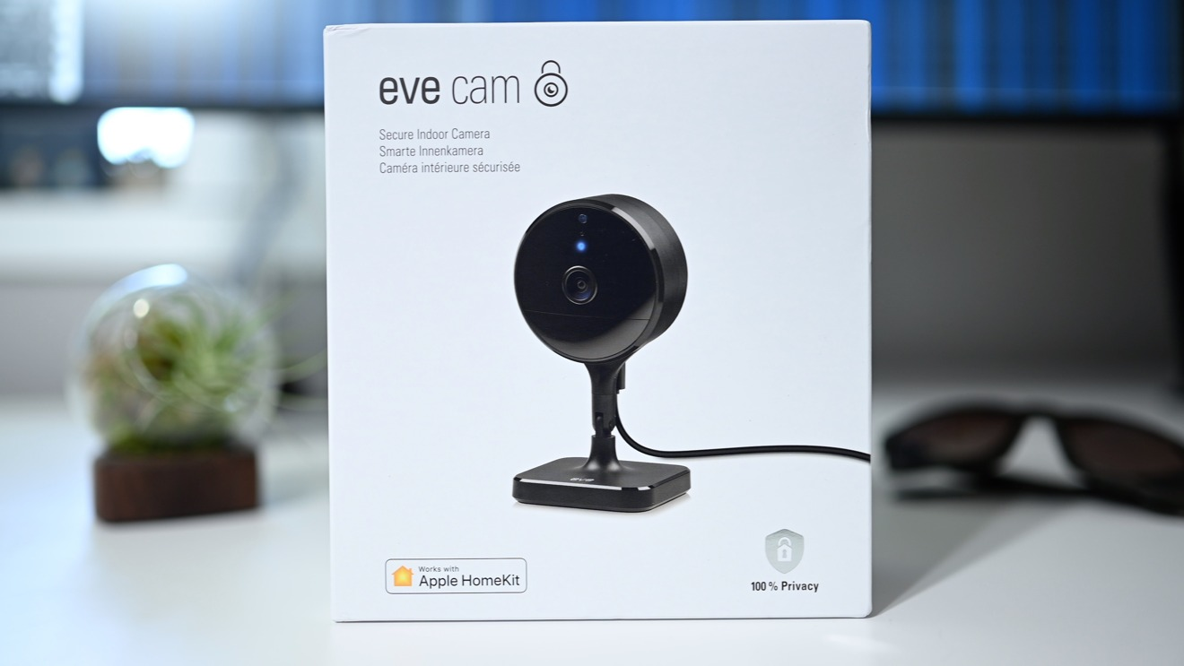 Eve Cam box