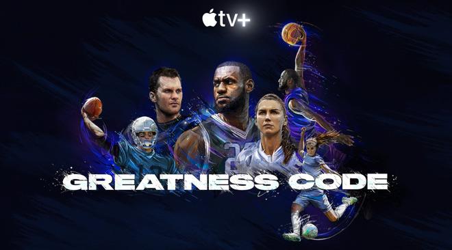 Apple TV+'s new series, Greatness Code