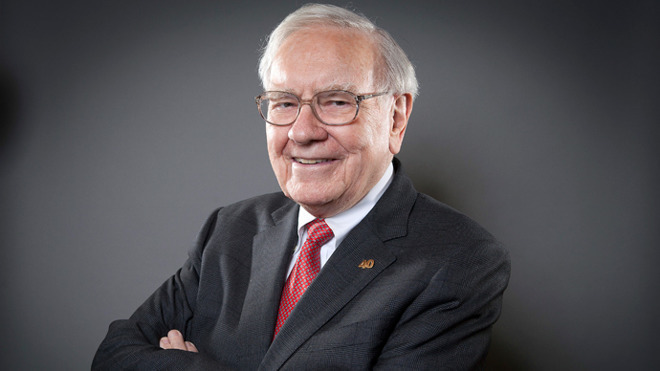 photo of Warren Buffett's Berkshire Hathaway owns $91.3 billion worth of Apple stock image