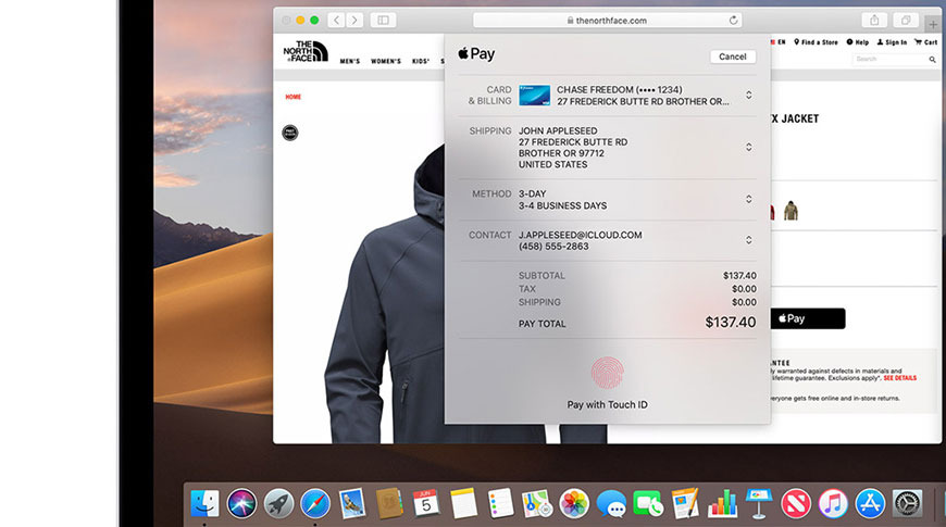 photo of Mac Catalyst apps to gain Apple Pay support this fall image