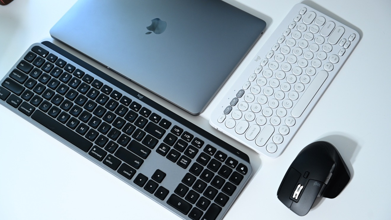 All of Logitech's new Apple gear