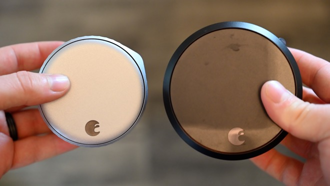 August Wi-Fi Smart Lock compared to August Smart Lock Pro