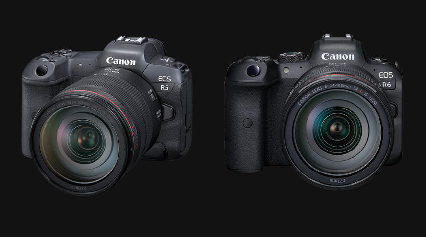 photo of Canon announces EOS R5 with 8K RAW video recording and HEIF photos image