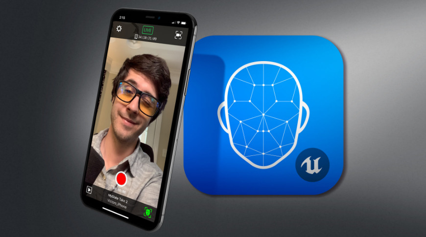 photo of Unreal Engine releases an app that uses Face ID  to capture 3D facial animations image