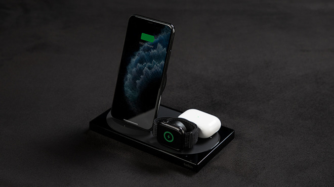BoostCharge 3-in-1 Wireless Charger Special Edition