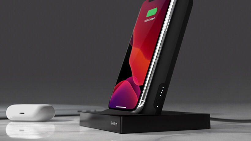 BoostCharge Portable Wireless Charger + Stand Special Edition