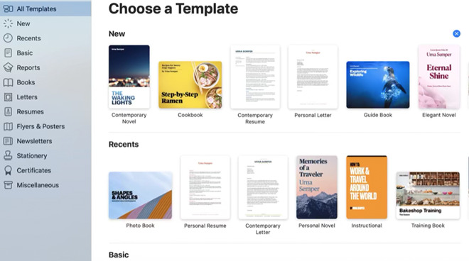 photo of Apple updates iWork apps with video embeds, iBooks Author book support image