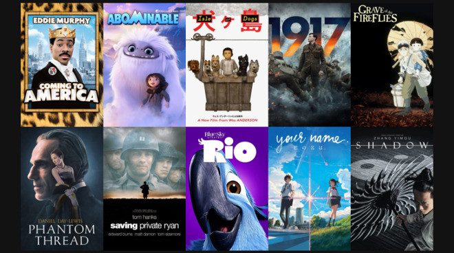 photo of The best iTunes movie deals for July 10 image