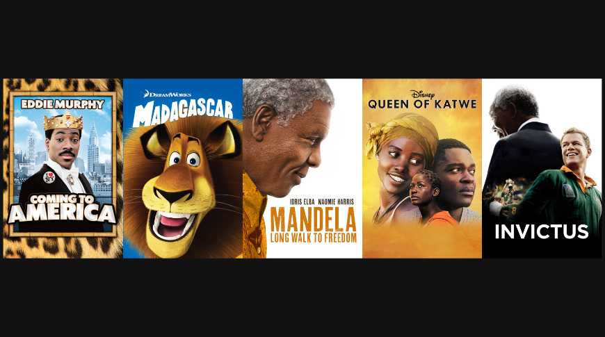 Movies in Africa