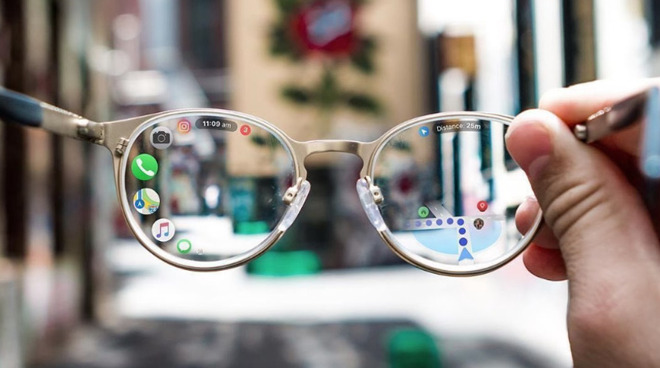 photo of Apple starts trial production of semitransparent lenses for AR devices image
