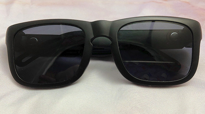 Evutec's smart audio sunglasses