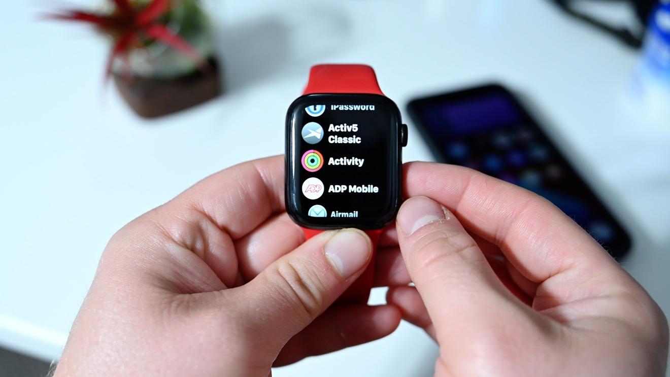 Activity app in watchOS 7