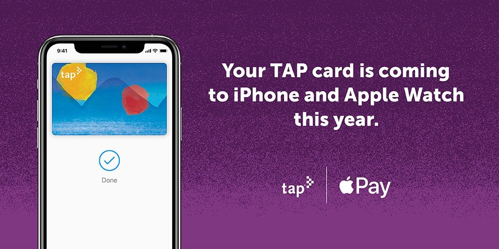 photo of Los Angeles TAP transit system to support Apple Pay later in 2020 image