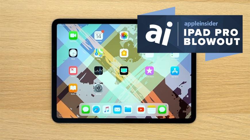 Apple iPad Pro flash sale