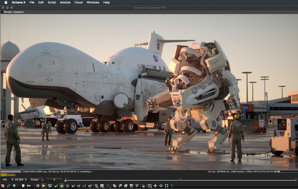 Public preview of Octane X graphics renderer now available on macOS Catalina - RapidAPI
