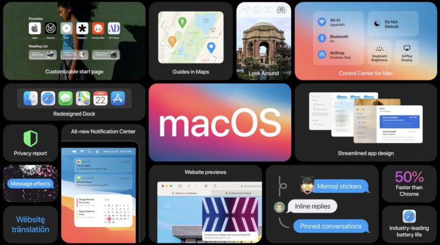 Latest Ios Version For Macbook