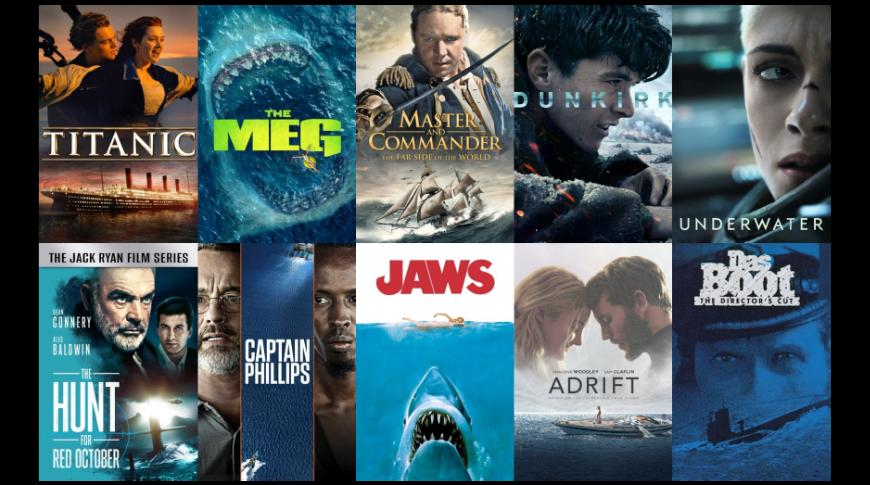 Movies that Make Waves