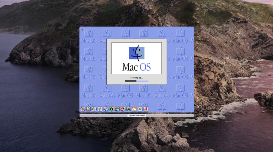 Fan gets Mac OS 8 emulator running in Catalina | Appleinsider