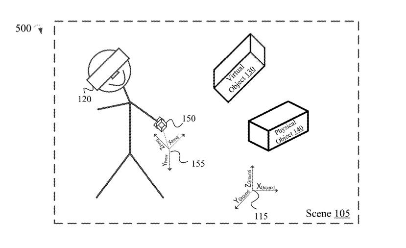 Manipulating a virtual object by controlling a physical one, and being very happy about it