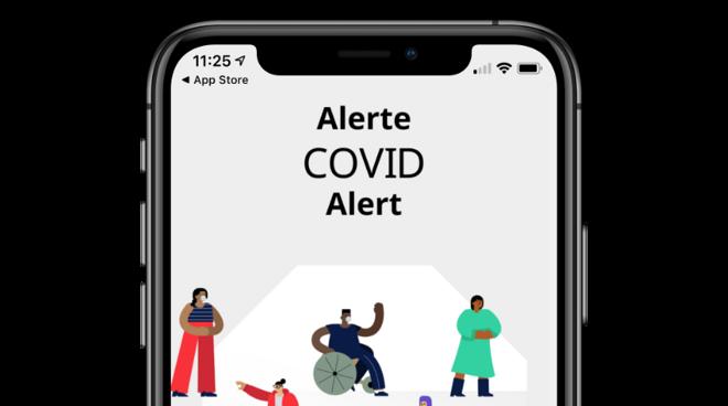 Canada's COVID Alert App