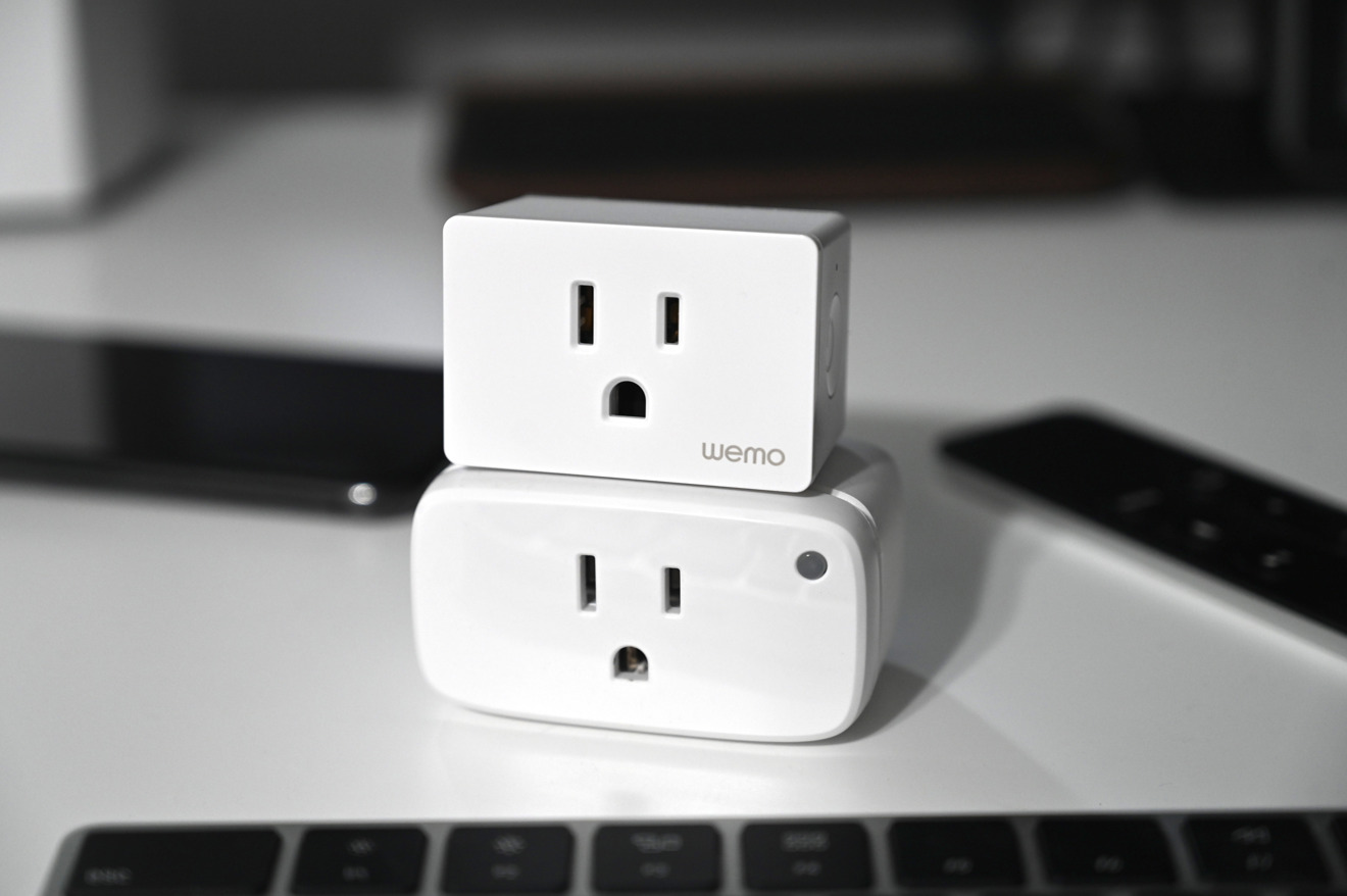 Wemo Smart Plug and the Eve Energy second-gen