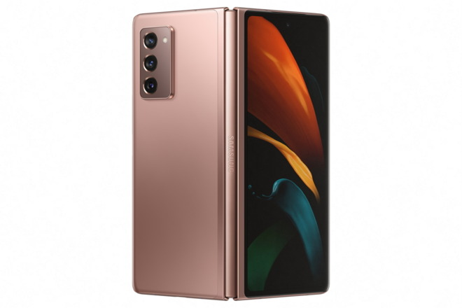 Samsungs Galaxy Z Fold2