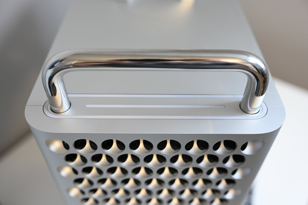 If you want power, you've now got the Mac Pro