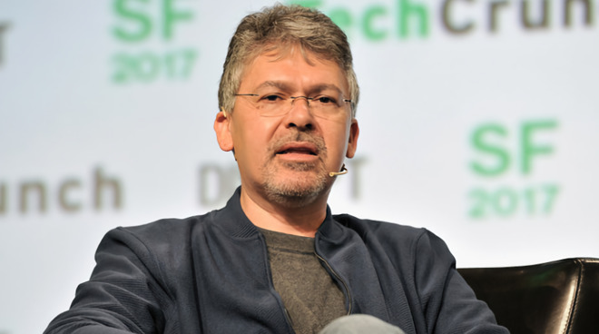 ohn Giannandrea, Apple's Senior Vice President for Machine Learning and AI Strategy