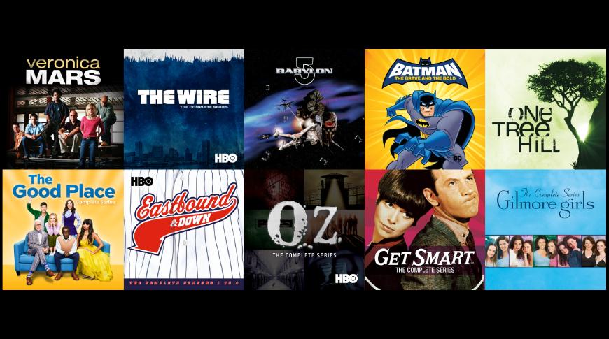 TV Boxset Discounts