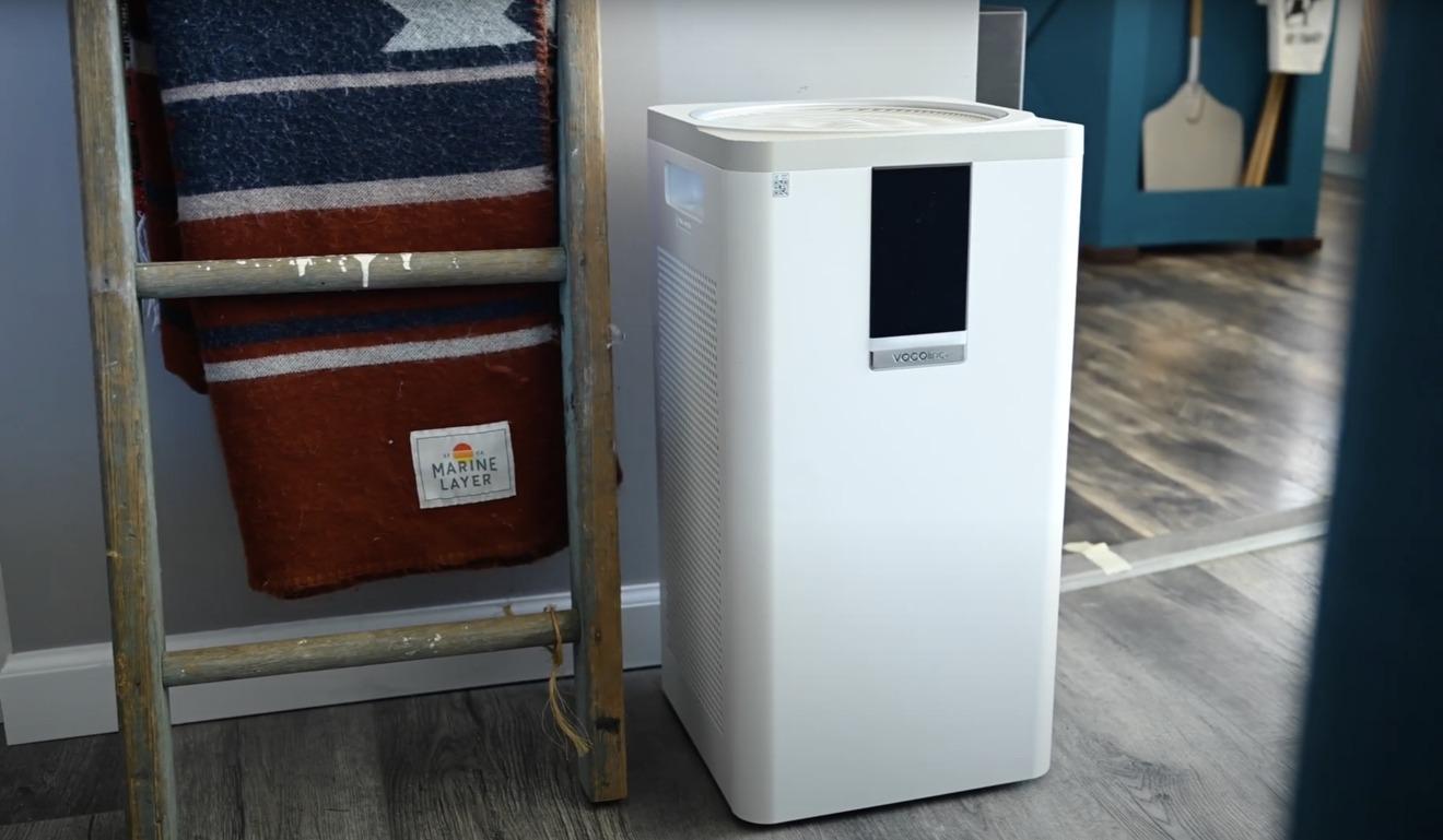 VOCOlinc PureFlow HomeKit air purifier