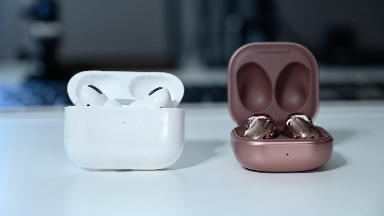 Compared: Apple's AirPods Pro vs Samsung Galaxy Buds Plus - AppleInsider