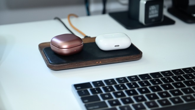 Both support wireless charging