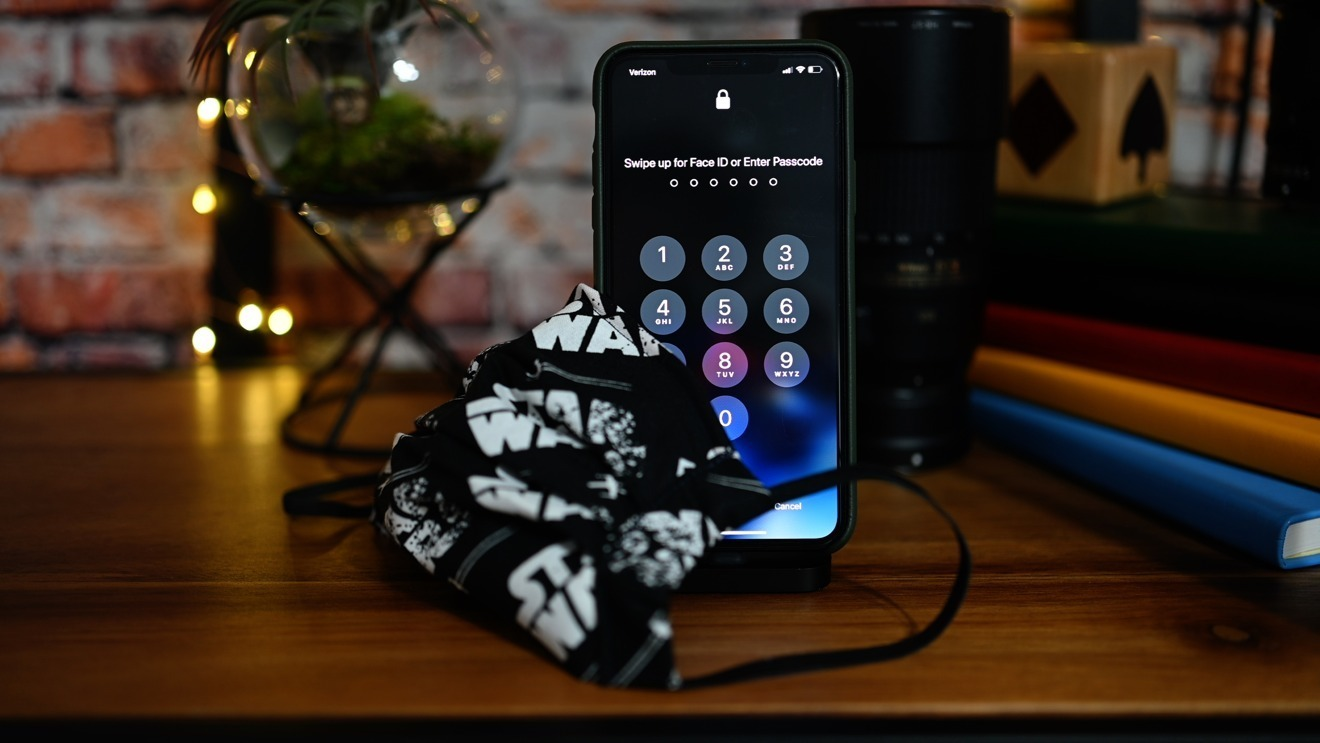 New York MTA asking Apple for better masked iPhone unlocking with Face ID - AppleInsider