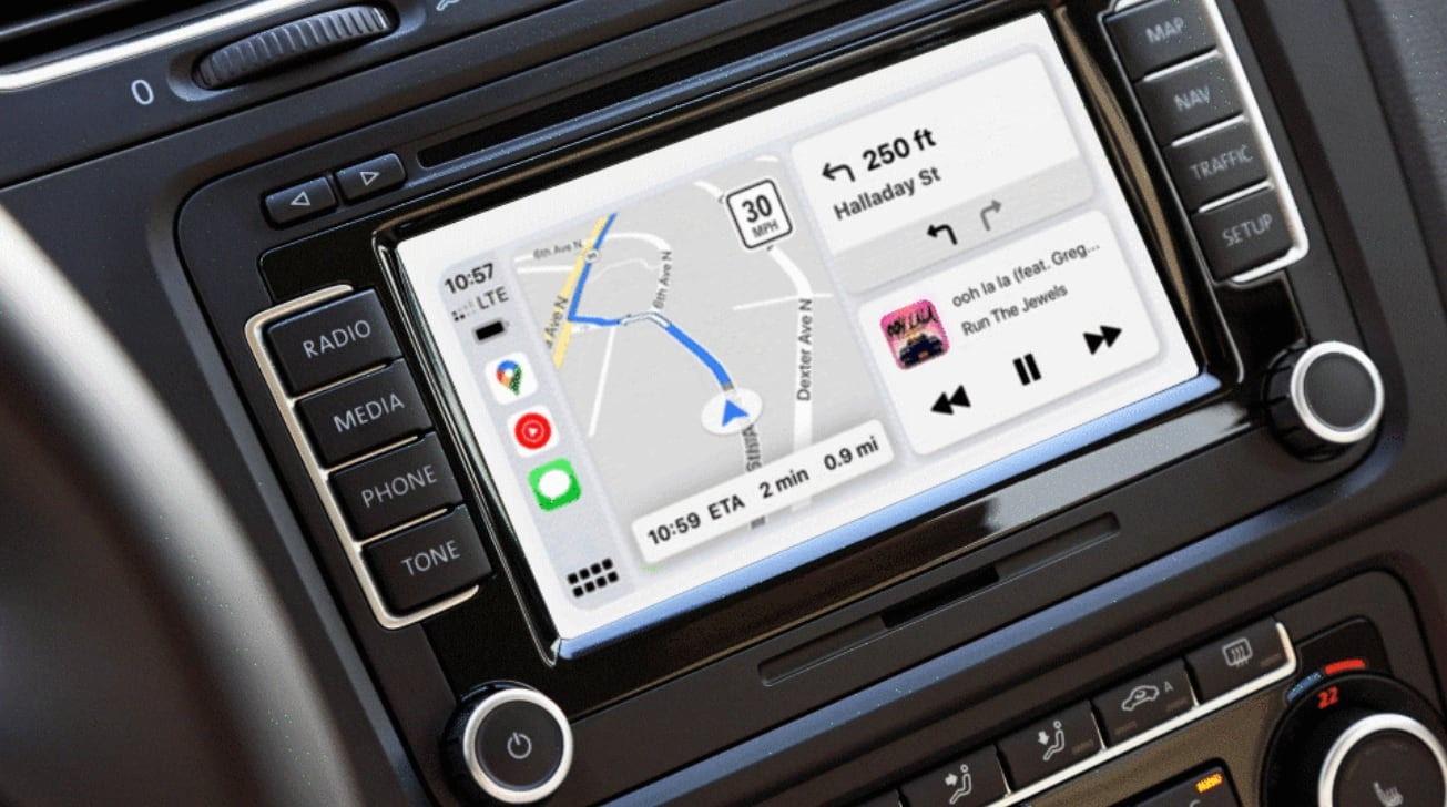 Google Maps updated for CarPlay, revived on Apple Watch