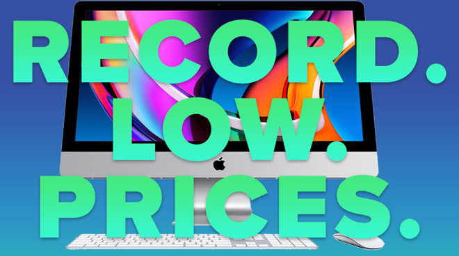 Exclusive Apple 27 inch iMac deals for 2020