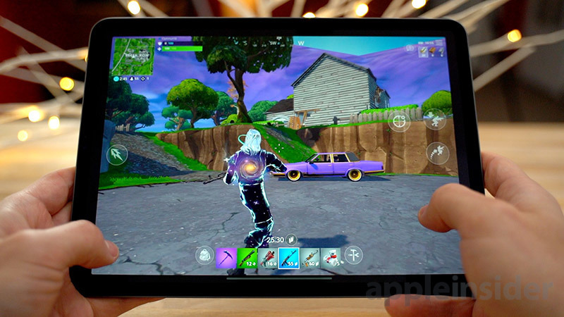 Fortnite iOS version pulled from App Store following Epic Payment scheme