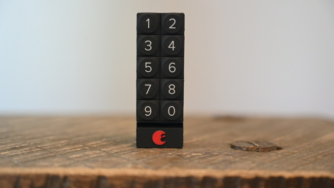 The August Smart Keypad
