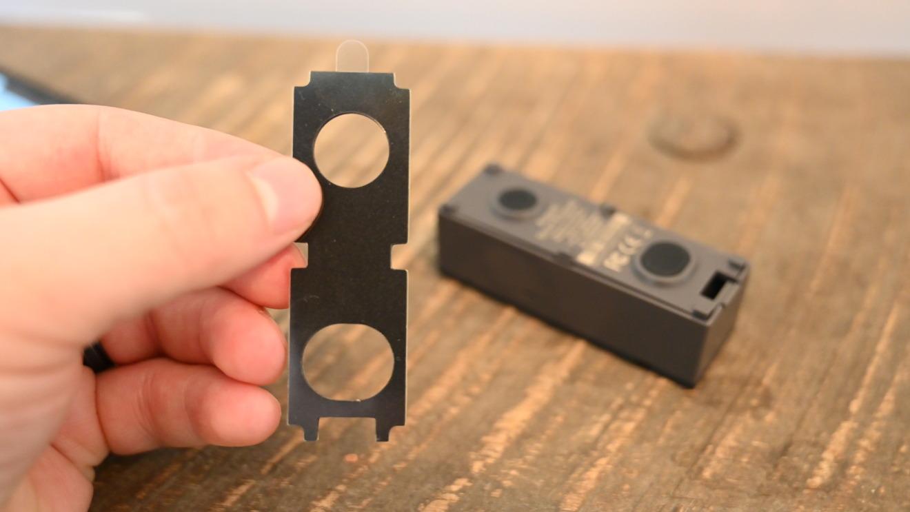 August Smart Keypad adhesive